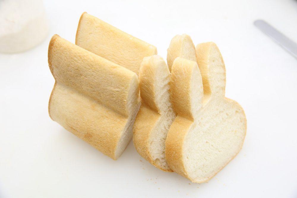 VickyBreadうさぎ食パン