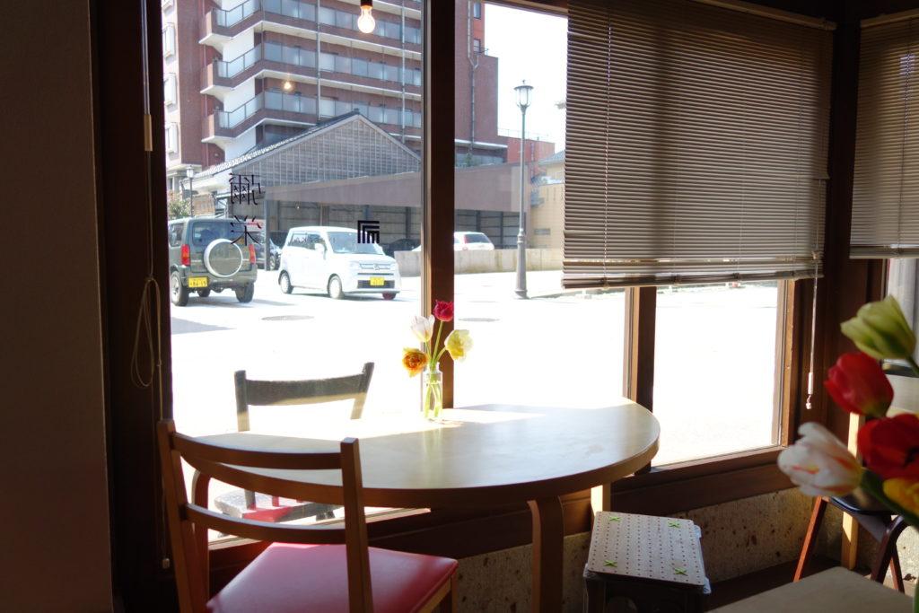 高岡市おしゃれカフェコンマスタンドコーヒー