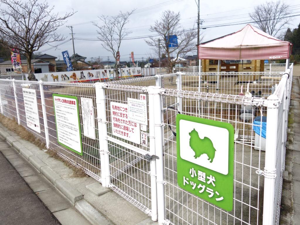 富山県氷見市【ひみ花の里ドッグラン】は意外と穴場な子供の遊び場【最新版】