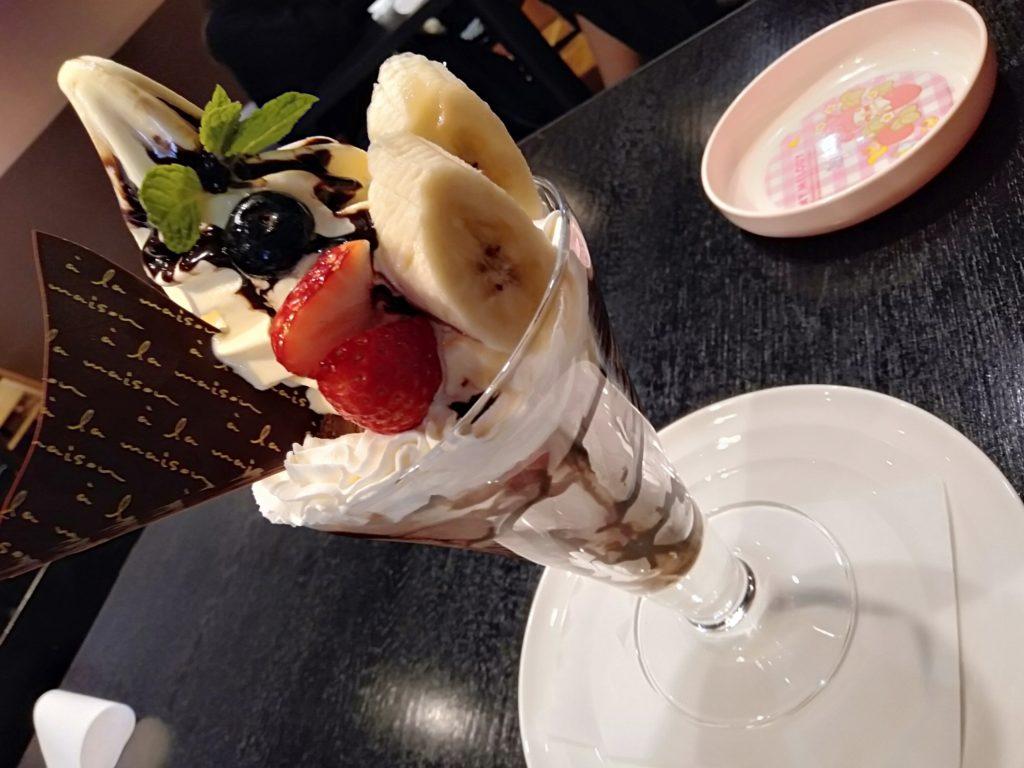高岡市佐野【発酵美人カフェさくら】タルトやパフェ、ランチメニューレポ。