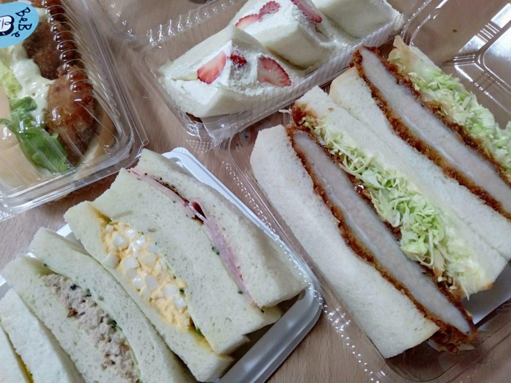 高岡市【BeBe】おすすめパン屋