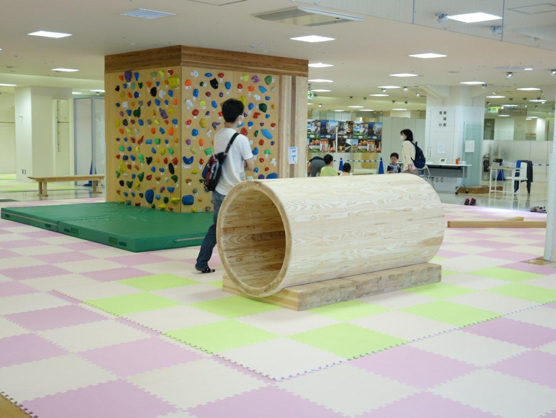 御旅屋セリオ(旧高岡大和)にオープンした子供の遊び場へ行ってきた【無料!】
