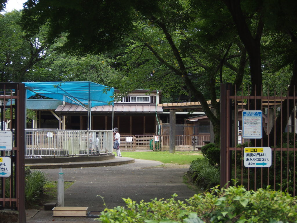 高岡市古城公園動物園