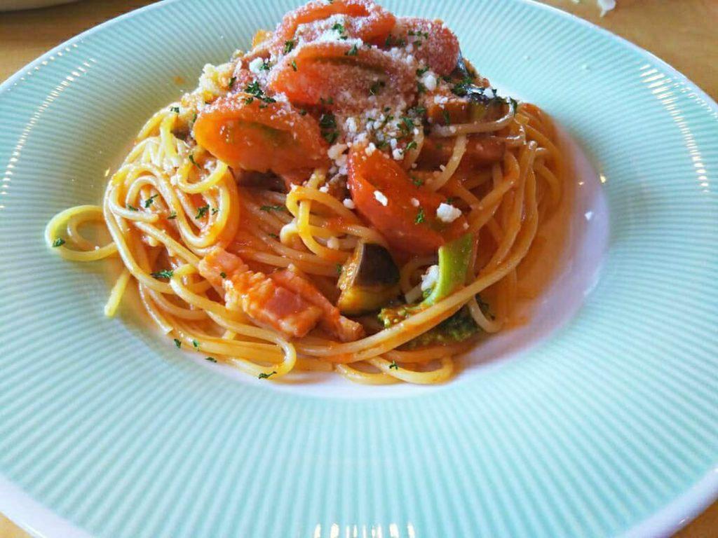 トマト農園kitchen moriy でランチを食べてみた!【森田農園直営】
