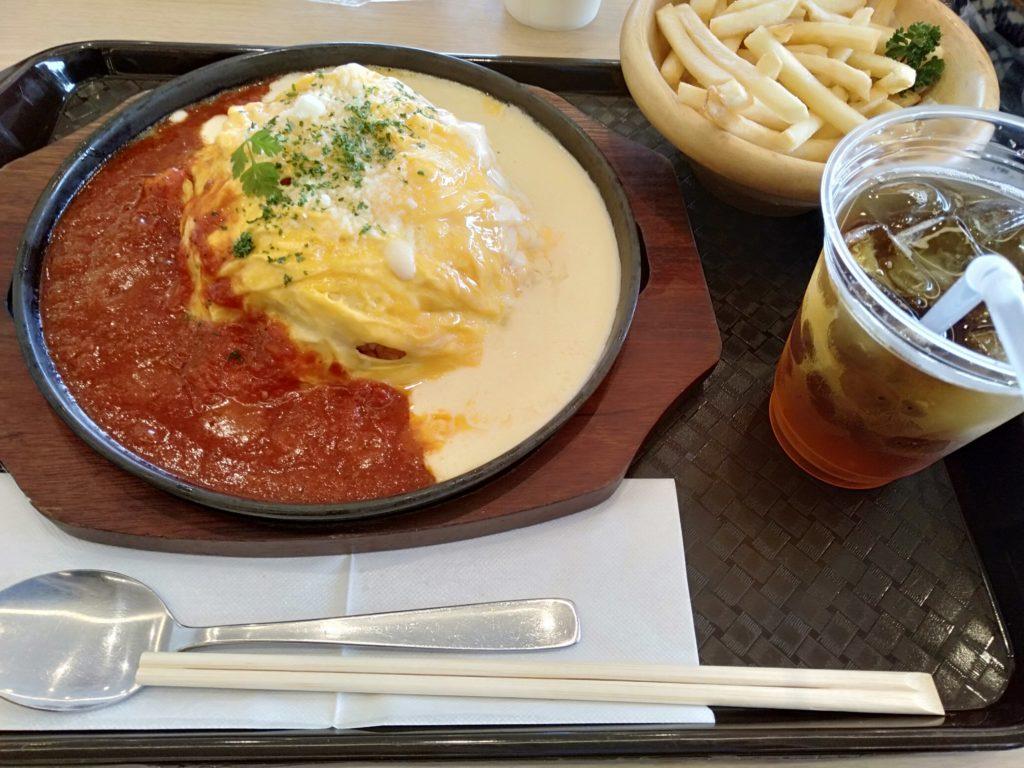 【 洋食屋 RYO 】をアウトレット小矢部で堪能。老舗メニューがたまらない!