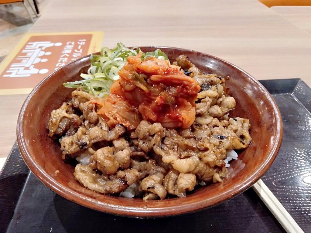 『肉のヤマキ商店』(高岡市)でプレミアム焼肉丼を食らう!肉の日ってなんだ?