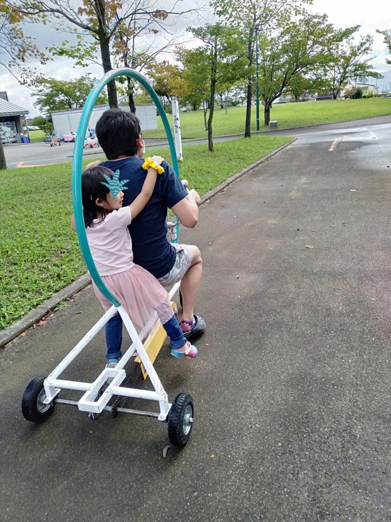 【 クロスランドおやべ 】の変形自転車がめっちゃ楽しい!