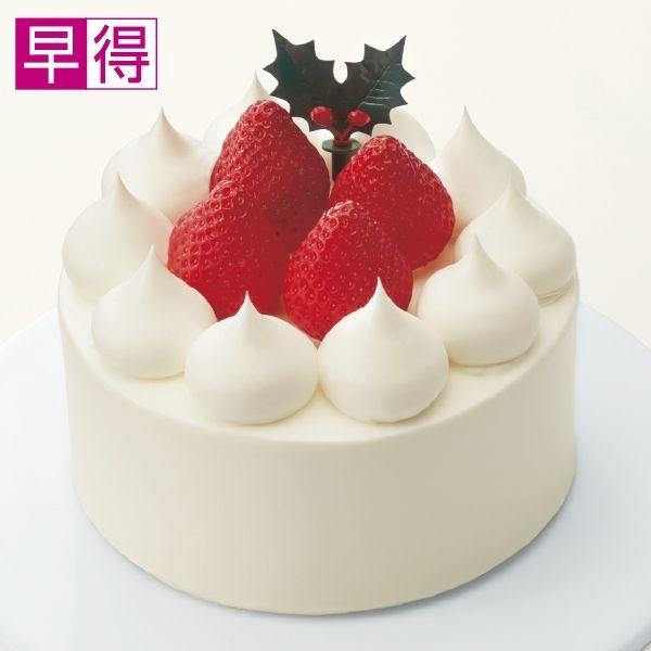 高岡市イオンモールクリスマスケーキ