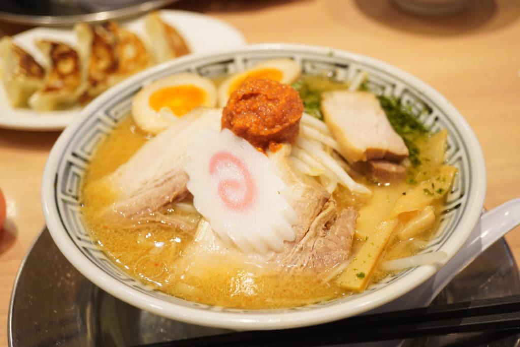イオンモール高岡店のラーメン屋【武蔵】が好き過ぎる!