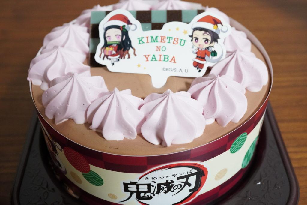 ローソンの鬼滅の刃クリスマスケーキ2020&からあげくんBOXを買ってみた!