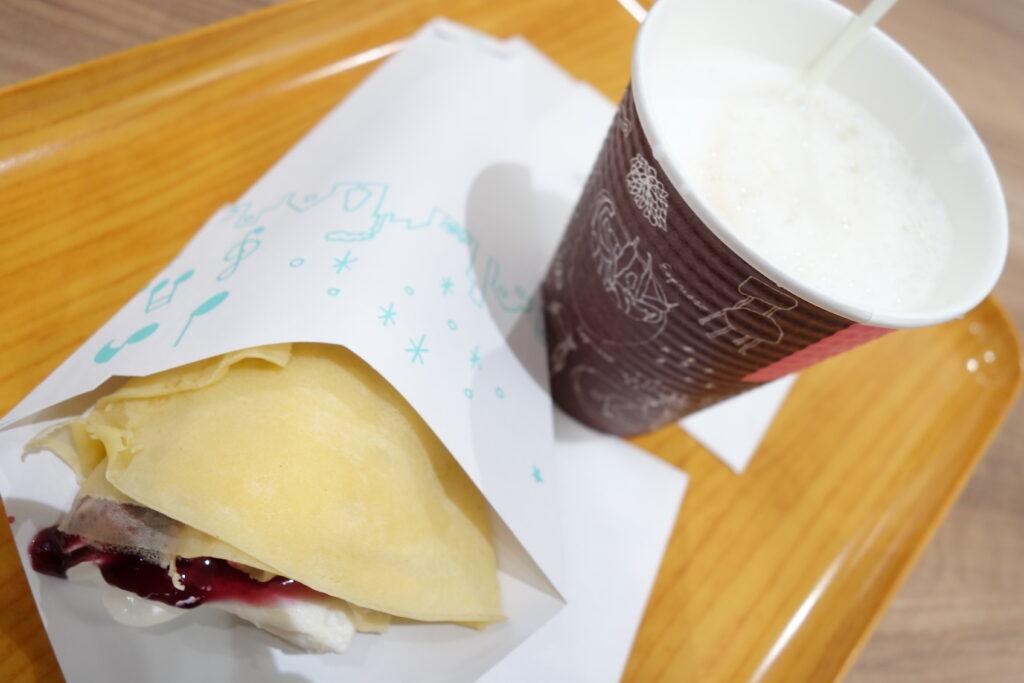 高岡市ソフトクリーム