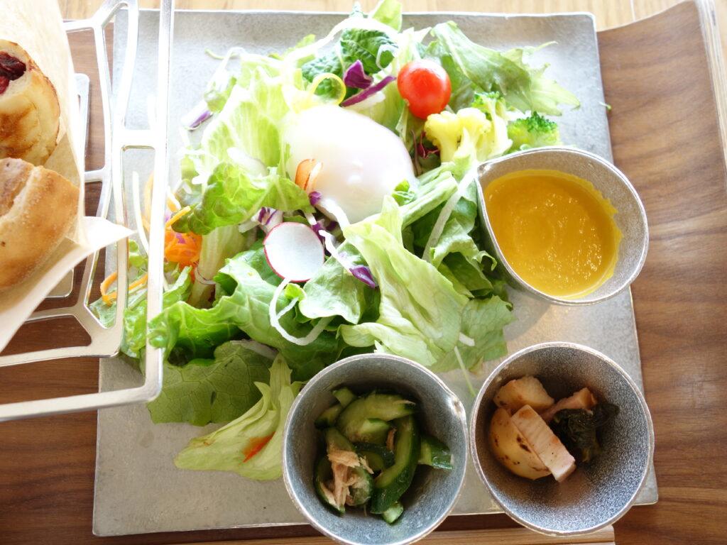 【 イモノキッチンin能作 】ベーグル食べ放題ランチを頂く。全てが美しいカフェ。