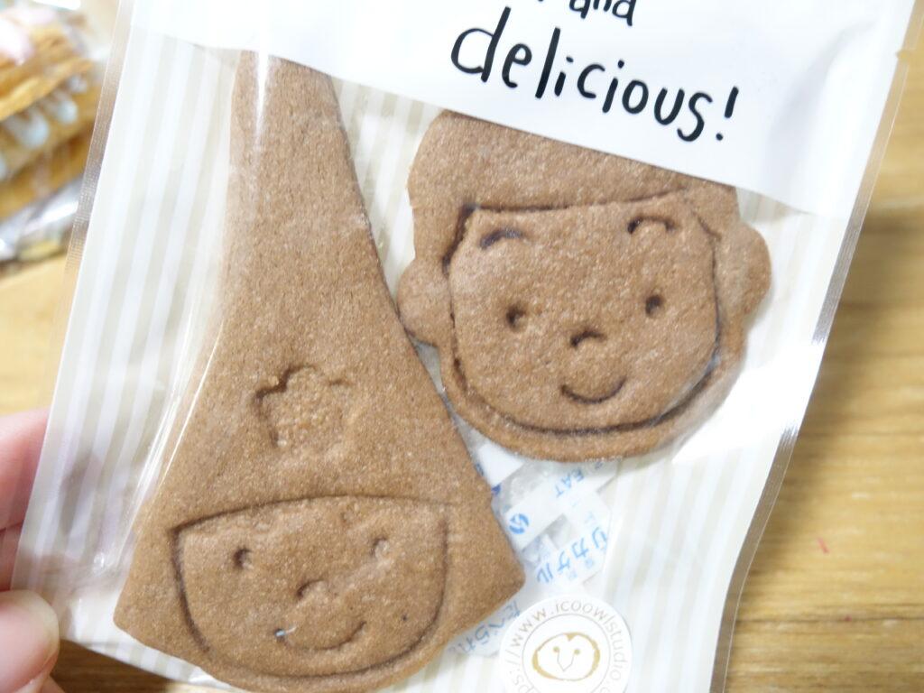 そしてクッキーやその他のお菓子が甘さ控えめでとっても食べやすいんです!