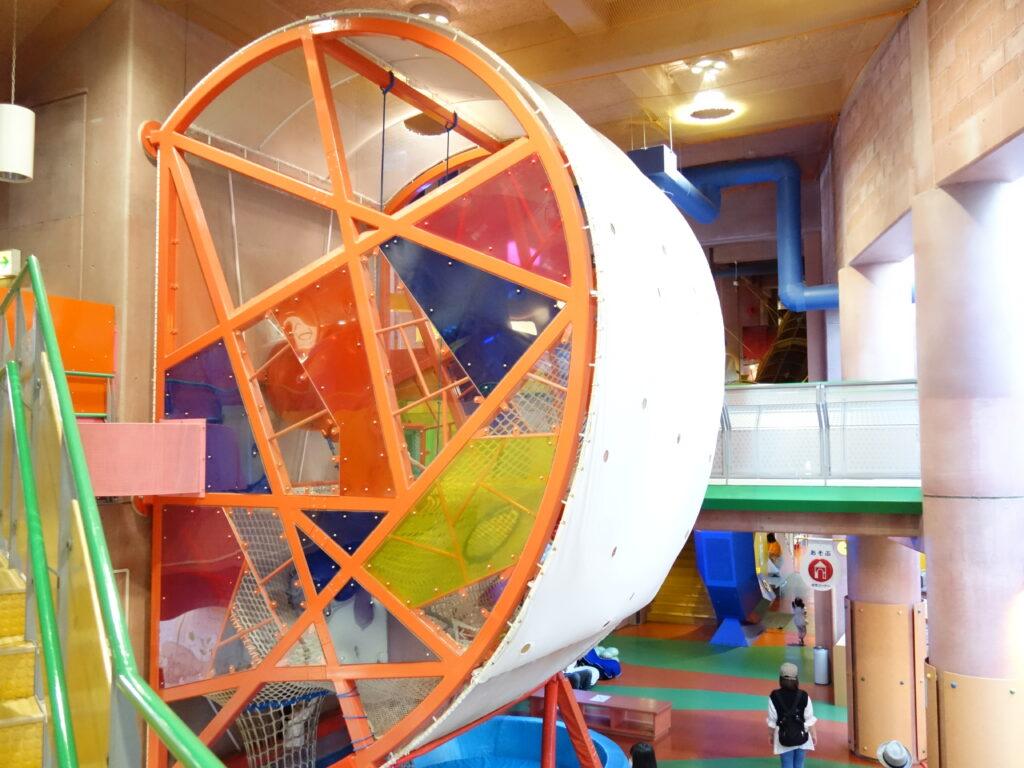 【無料開放!】太閤山ランドこども未来館で体をおもいっきり動かそう!