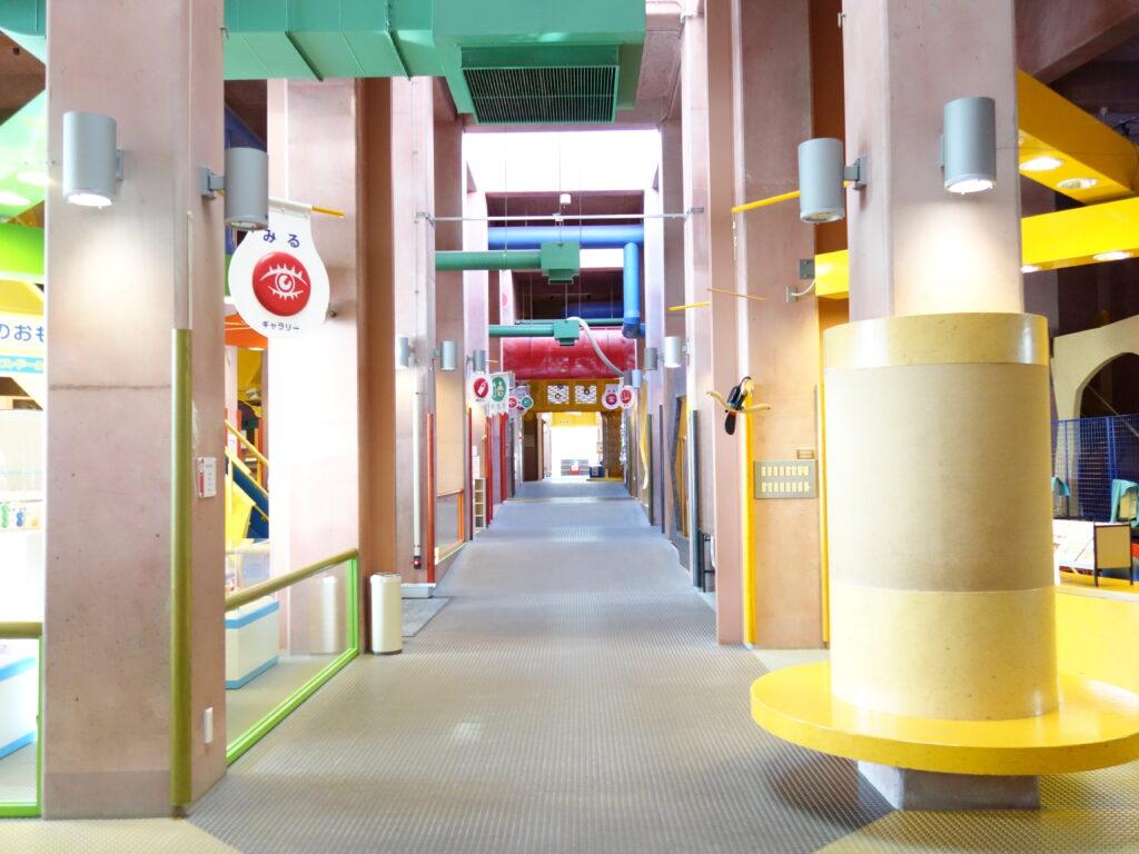【無料開放!】太閤山ランドこども未来館で体をおもいっきり動かそう!【射水市】