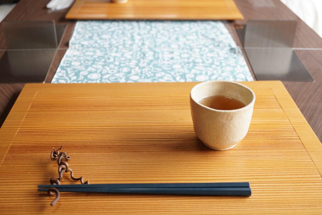 【稲泉農園 カフェ・リチャード】の予約限定ランチを頂く