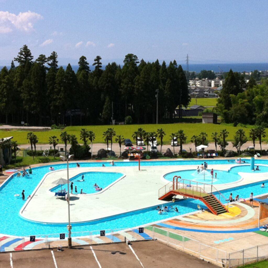 富山県プールのある金太郎温泉