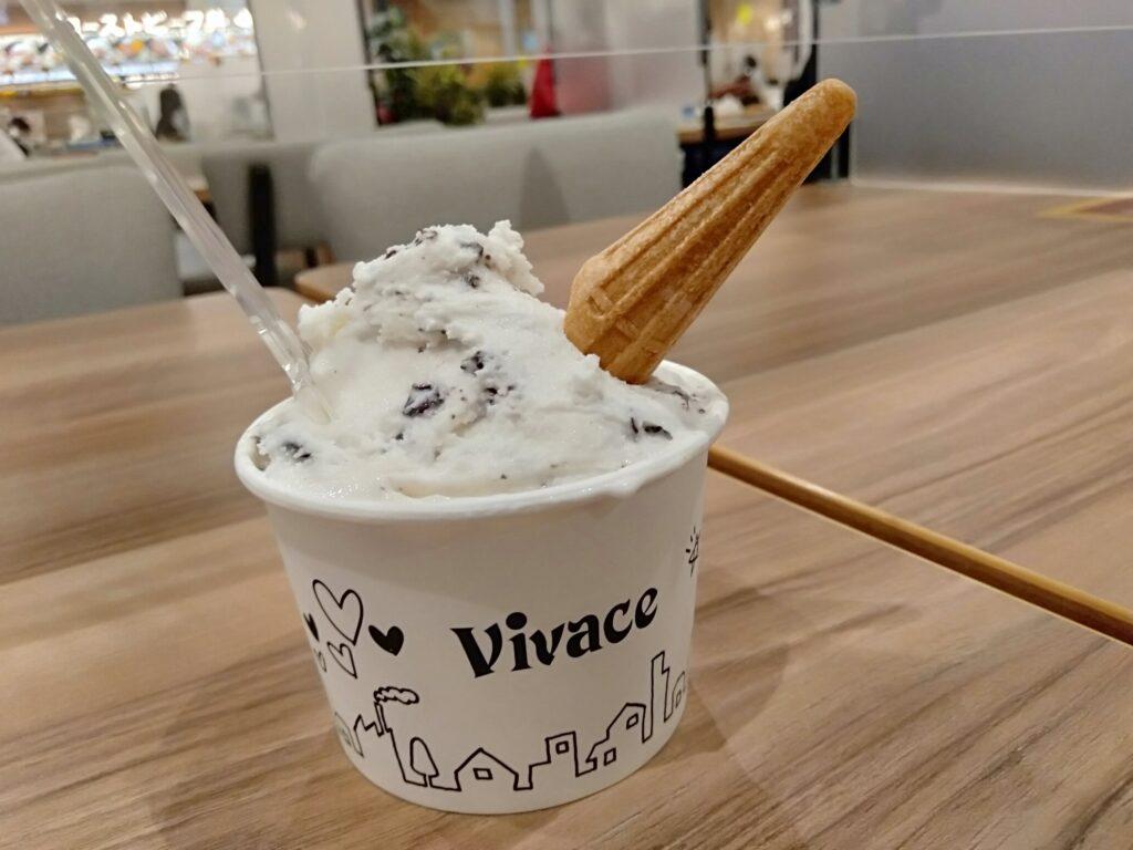 クレープ&ジェラートが美味しいVivace(ヴィヴァーチェ)に行ってきた!
